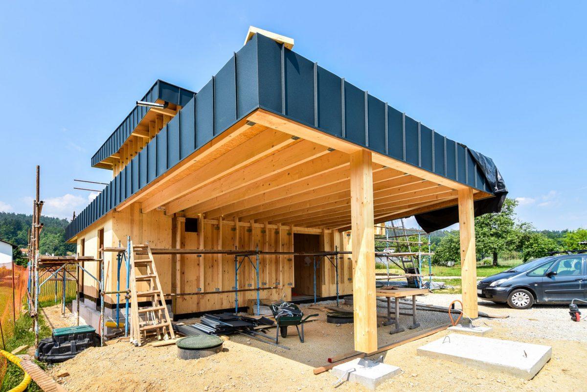 Les règles d'or pour construire une maison passive