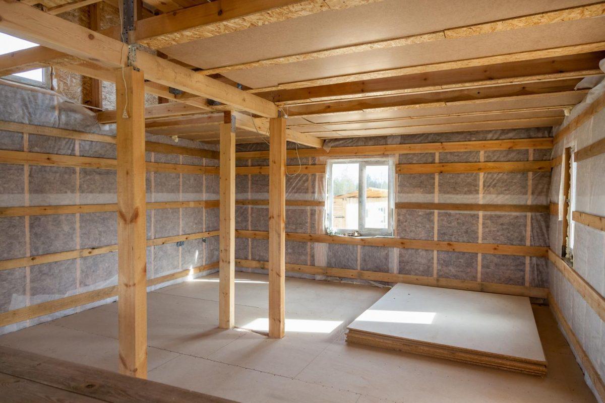 isoler une maison basse